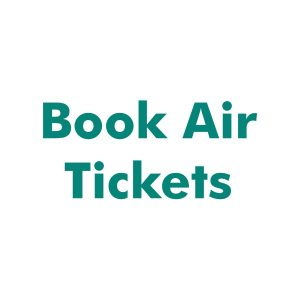 Book Air Tickets domain name for sale